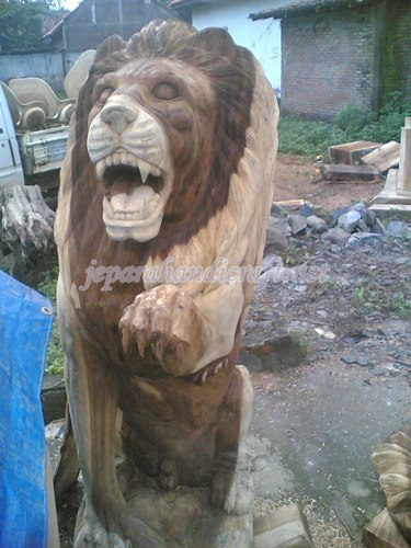 Jual Patung Singa Berdiri