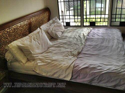 Jual Tempat Tidur Antik Koin Jati Jepara