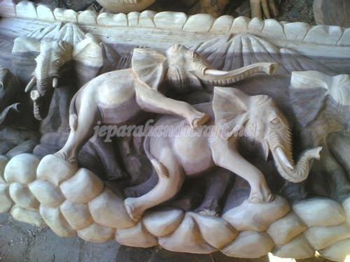 Jual Relief Gajah Murah