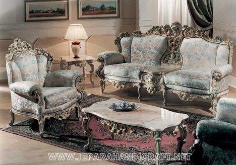 Jual Sofa Mewah Novella Living Room Harga Murah