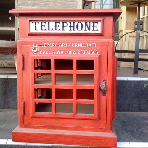 Nakas Telephone Inggris