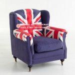 Sofa Modern Britisth Eclectic