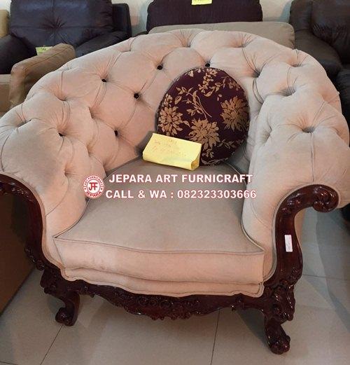 Sofa Modern Minimalis Sylvia