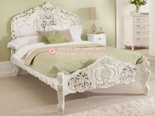 Mewah Berkualitas Tempat Tidur Mewah Racoco Flower Bergaransi
