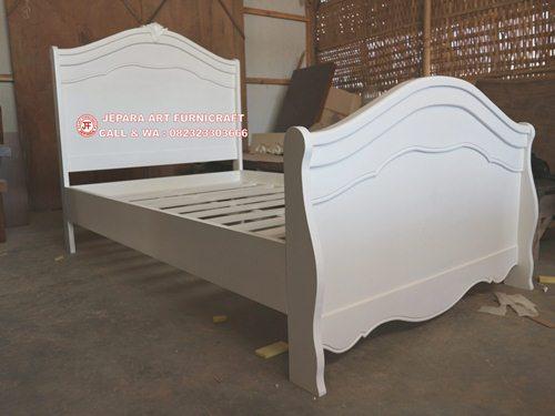 Jual Tempat Tidur Minimalis Anak Putri Bianca Murah