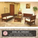 Set Kursi Tamu Sofa Minimalis Venecia