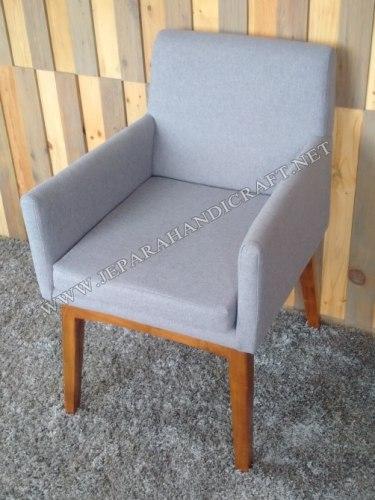 Jual Kursi Makan Minimalis Alpha Arm Chair Harga Murah