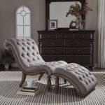 Aurelia Sofa Mewah Chaise Lounge