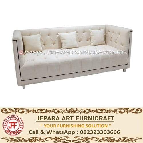 Sofa Keluarga American Style Carolina