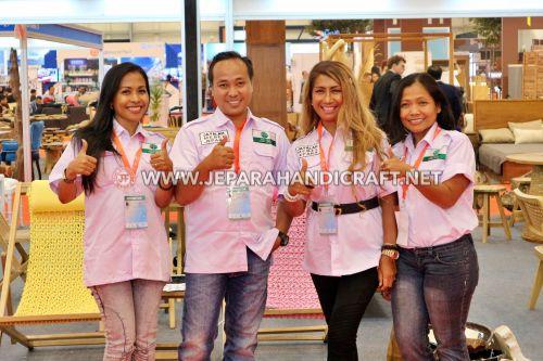 Jepara Art Furnicraft Di Trade Expo Indonesia 34th Ice BSD City