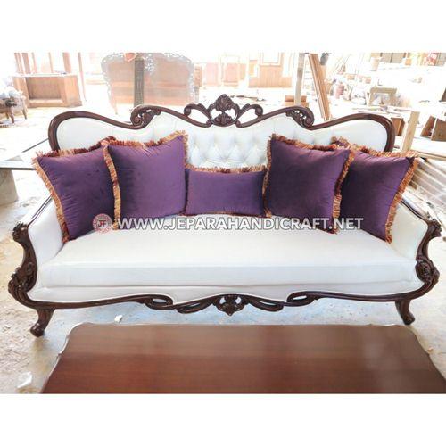 Sofa Ukir Jepara Terbaru