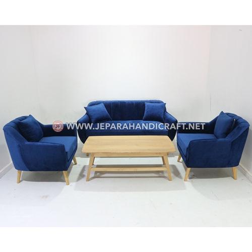 Beli Sofa Tamu Minimalis Jati Jepara Terbaru