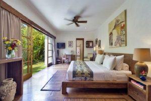 Kreasi Kamar Tidur Konsep Tropical Yang Alami