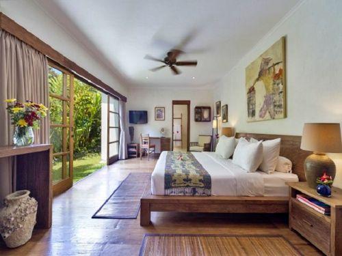 Apa Itu Kamar Tidur Konsep Tropical Yang Alami?