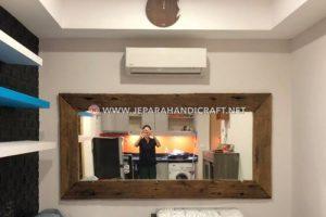 Project Cermin Hias Ibu Yuliana Di Jakarta Utara