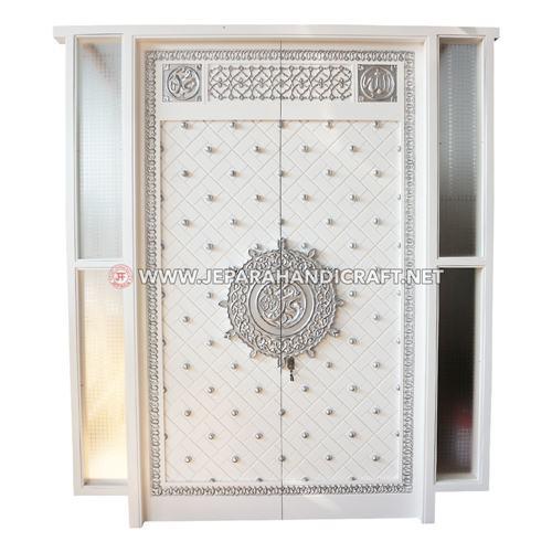 Jual Replika Pintu Masjid Nabawi Asli Jepara Murah
