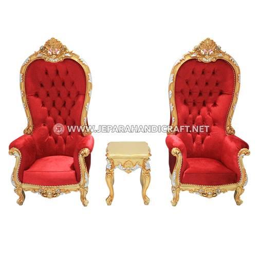 Jual Set Sofa Tamu Mewah Klasik Soimah Berkualitas