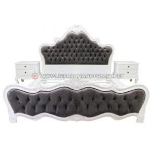 Jual Tempat Tidur Mewah French Style Bella Jepara Murah