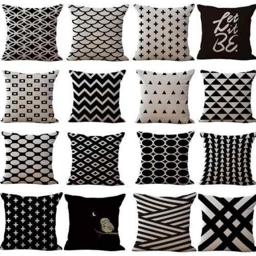 Tips Hemat & Bermanfaat Cara Mempercantik Ruang Tamu Hanya Dengan Bantal Sofa