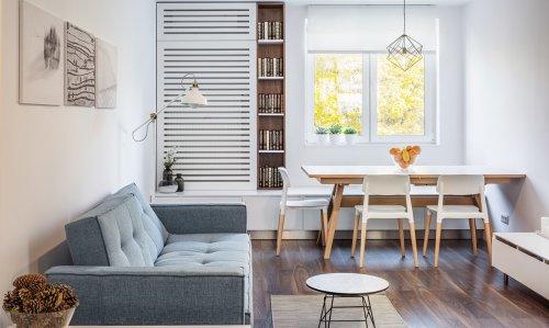 Tips Untuk Ruangan Interior Apartemen Minimalis Yang Simple dan Multifungsi
