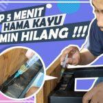 Cara Membasmi Hama Rayap Dan Teter Kayu Furniture
