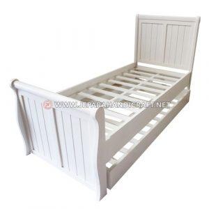Jual Tempat Tidur Anak Minimalis Duco Nuce Jepara Murah