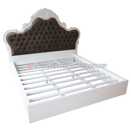 Jual Tempat Tidur Mewah French Style Isabel Harga Murah