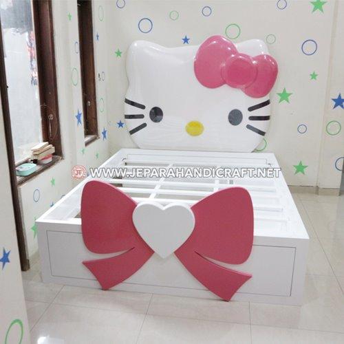 Jual Ranjang Anak Hello Kitty Harga Murah