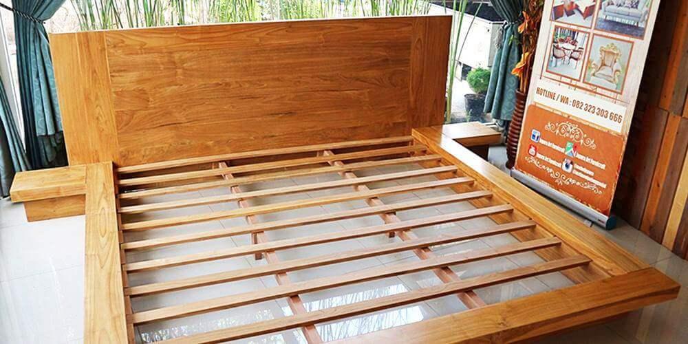 Toko Furniture Jati Jepara Minimalis