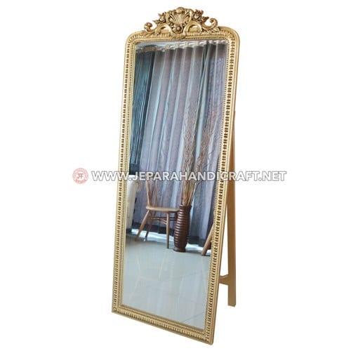 Jual Cermin Berdiri Ukiran Classic Mewah Alessia Murah