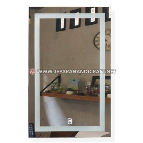 Jual Cermin Dinding Minimalis LED Touchscreen Terbaru Murah