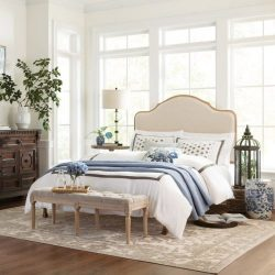 bed room american classic style